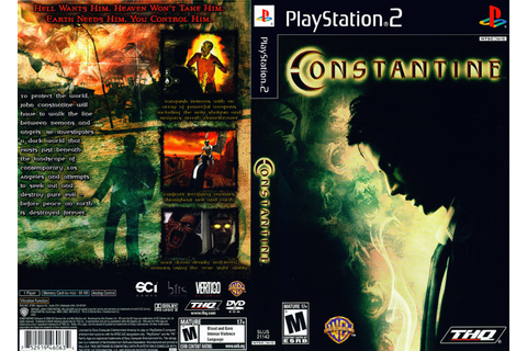 Download Game Constantine PS2 Full Version Iso For PC ...