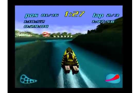 Rapid Racer PS1 (PS2) - YouTube