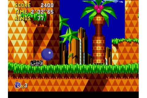 Download Sonic CD - My Abandonware