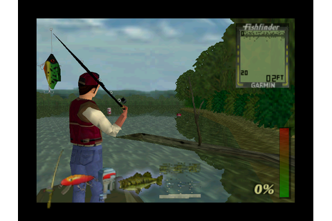 Bass Hunter 64 Download Game | GameFabrique
