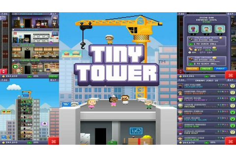 201 Games Like Tiny Tower – Games Like