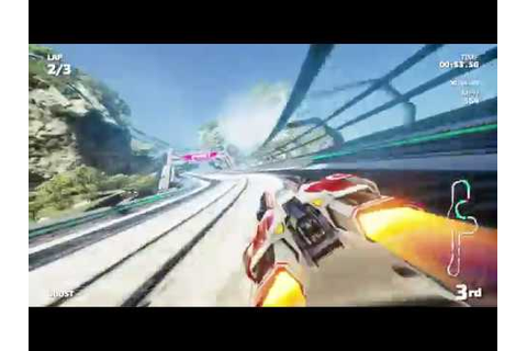 Fast RMX's Cameron Crest at 1080p/60fps - YouTube