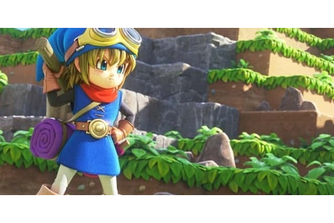 Dragon Quest Builders Gets a Fresh Launch Day Trailer for ...