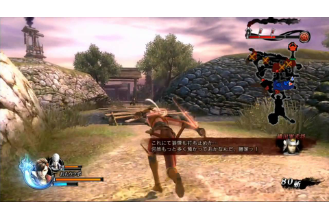 Download Game Sengoku Basara 4 Heroes For PC Full Version ...