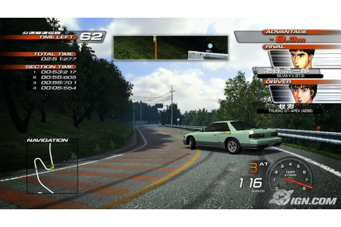 initial d extreme stage full game free pc, download, play ...