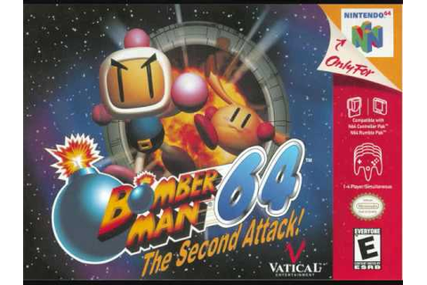 Bomberman 64: The second attack Sky Horizon Planet II ...