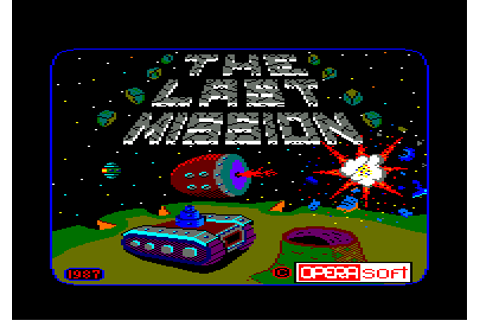 Download The Last Mission - My Abandonware