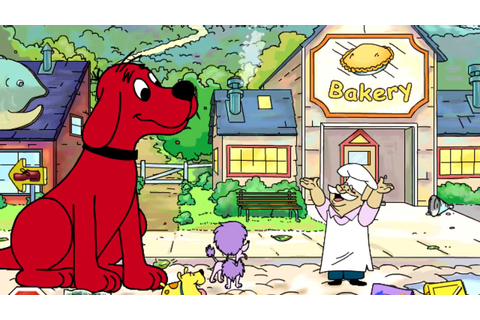 Clifford the Big Red Dog: Musical Memory Games ...