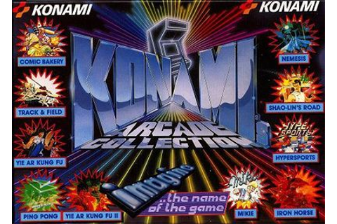 Konamis Arcade Collection (Collection) - C64-Wiki