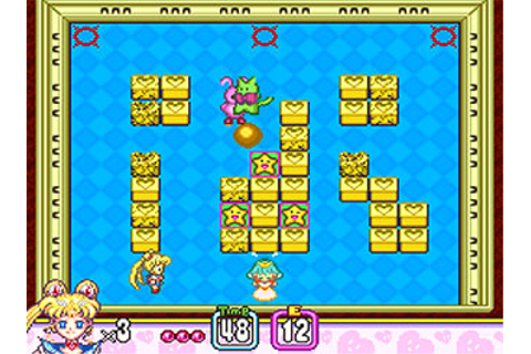 Panic in Nakayoshi World (SNES) - Onlinemania