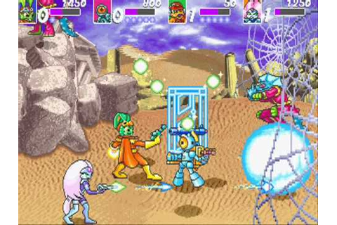 Bucky O'Hare 4 player Netplay arcade game - YouTube