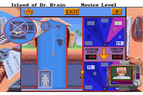 Download Island of Dr. Brain, The | Abandonia