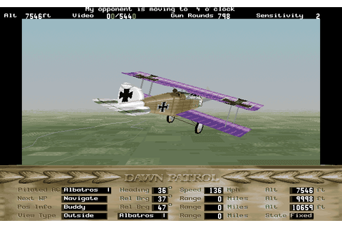 Download Dawn Patrol - My Abandonware