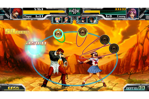 The Rhythm of Fighters Announced, Launching Soon On iOS ...