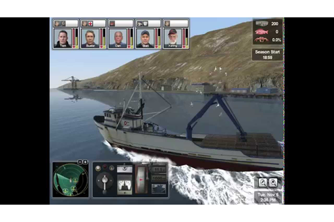 Deadliest Catch Alaskan Storm Northwestern! (pc game ...