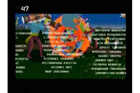 We Love Katamari - credits minigame - YouTube