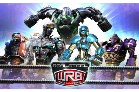 Amazon.com: Real Steel World Robot Boxing: Appstore for ...
