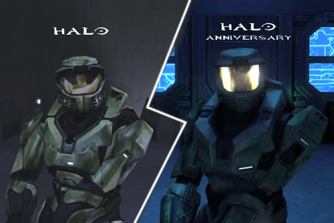 Halo: Combat Evolved Anniversary | I Told U So.