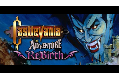 Longplay HD ~ Castlevania The Adventure ReBirth (Wii ...