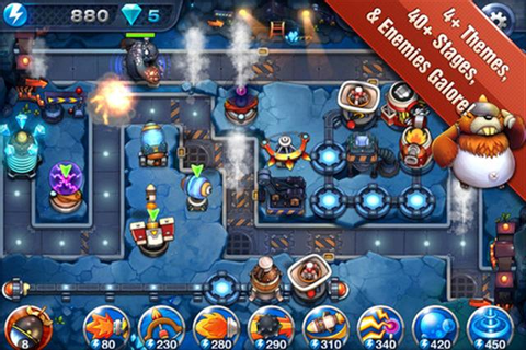Blog Game: iOS Games Gem Keeper (Free App Of The Day : 06 ...