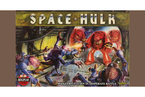 Space Hulk | Board Game | BoardGameGeek