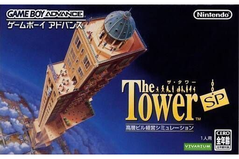 The Tower SP - GBA ROM Free Download