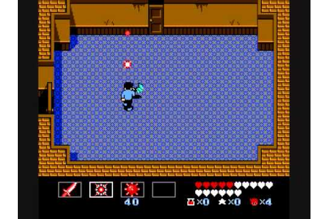 StarTropics II Zodas Revenge Walkthrough by meleewizard ...