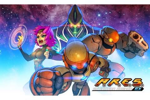 A.R.E.S Extinction Agenda EX Full Crack ~ Download Games ...