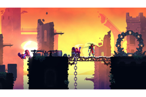 'Dead Cells' Is A 2D Metroidvania Game With Souls-Like ...
