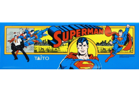 Retro Game Review – Superman: The Arcade Game (Taito ...