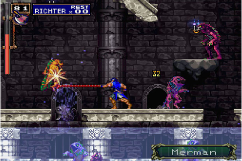 Game of the Month - May 2016 - Castlevania: Symphony of ...