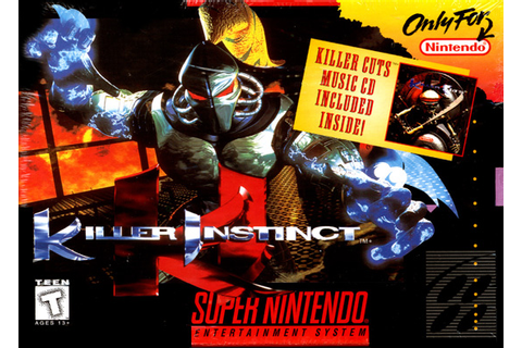 Killer Instinct | RareWiki | FANDOM powered by Wikia