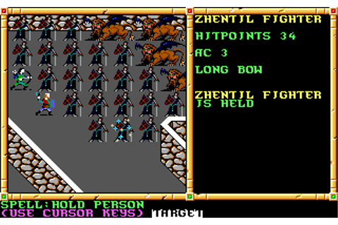 The CRPG Addict: Gateway to the Savage Frontier: Things ...