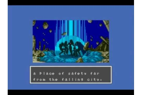 Phantasy Star III Generations Of Doom All Endings - YouTube