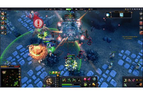 Chaos Heroes Online Gameplay - MOBA by Aeria Games - YouTube