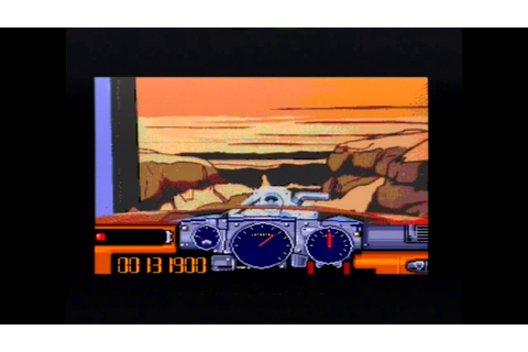 Road Avenger (Sega Mega CD Gameplay) PAL - YouTube