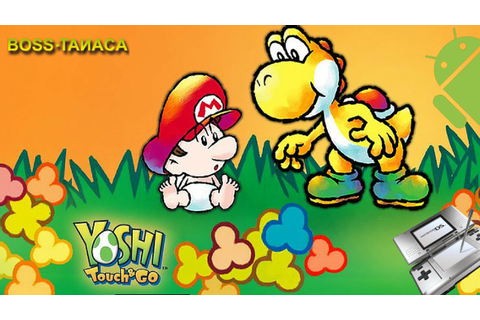 """Yoshi Touch & Go"" Nintendo DS Gameplay on Android ..."