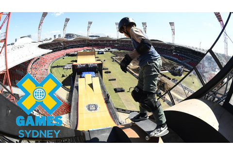 Skateboard Big Air Qualifier: FULL SHOW | X Games Sydney ...