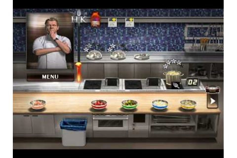 Hell's Kitchen- Just a level from the game - YouTube