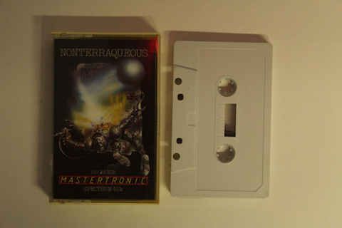 NONTERRAQUEOUS - For Sale - Game Bytes - Retro Video Games ...