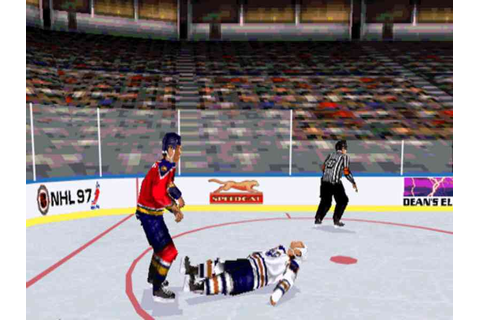 NHL 97 Game Download Free For PC Full Version ...