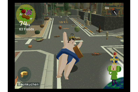 We Love Katamari - Between Life and Games