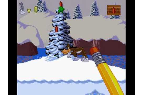 Game Over: Bugs Bunny in Rabbit Rampage - YouTube