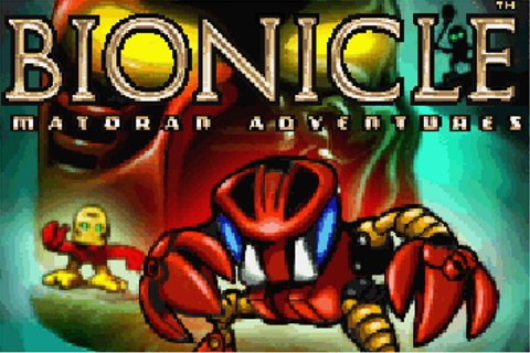 Bionicle Matoran Adventures - Symbian game. Bionicle ...