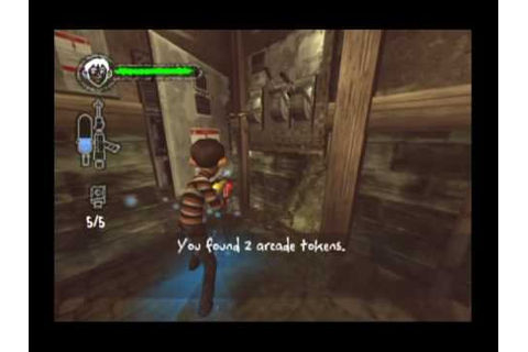 Monster House Movie Game Walkthrough Part 2:2 (GameCube ...