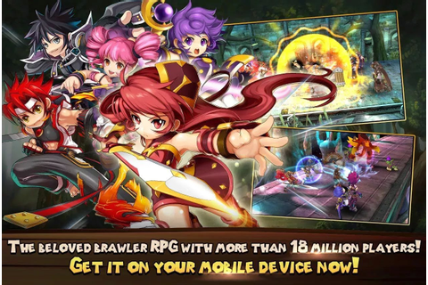 Grand Chase Mobile Game by Actozgames ~ Gamersinformations