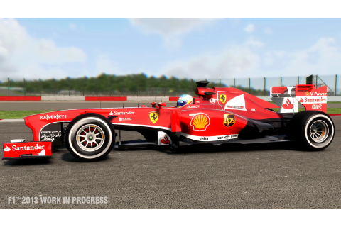 F1 2013 – New Preview & Video – VirtualR.net – Sim Racing News