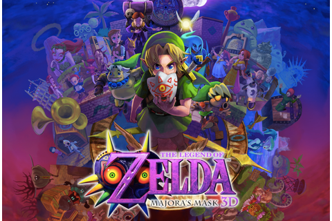 The Legend of Zelda: Majora's Mask 3D review | BGR