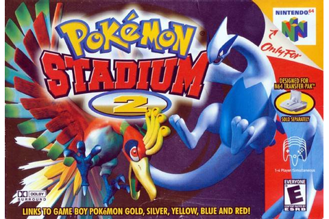 CONTACT :: Pokemon Stadium 2 full game free pc, download ...