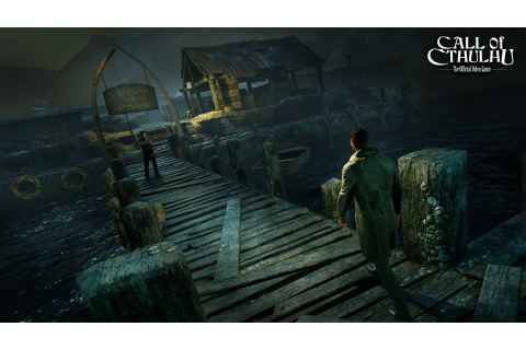 Call of Cthulhu : Les premiers screenshots - JVFrance